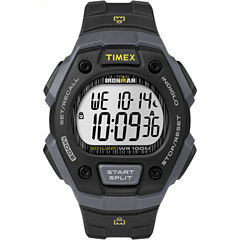 Timex Ironman Classic Mens Black Strap Watch-Tw5m095009j