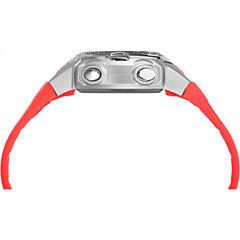 Marathon By Timex Womens Red Strap Watch-Tw5m113009j