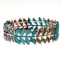 Natasha Accessories Womens Stretch Bracelet
