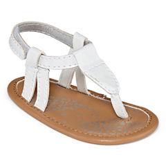 Okie Dokie Girls Strap Sandals - Toddler