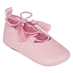 Okie Dokie Girls Slip-On Shoes
