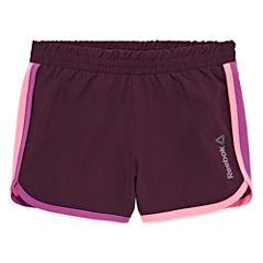 Reebok Pull-On Shorts Toddler Girls