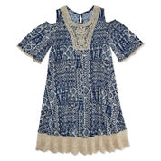 Arizona Girls Swing Dresses-Big Kid