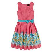 Lilt Fit & Flare Dress - Big Kid