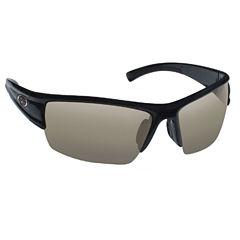 Flying Fisherman Edge Matte Blck Frame Smoke LensSunglasses