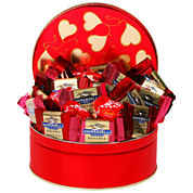 Alder Creek Ghirardelli Valentine's Day Tin
