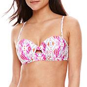 Ninety-Six Degrees Vacay Ready Pushup Midkini Swim Top