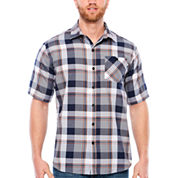 Ecko Unltd Button-Front Shirt-Big and Tall