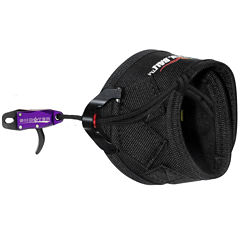 TRU Ball Velcro Shooter Release Purple-Large