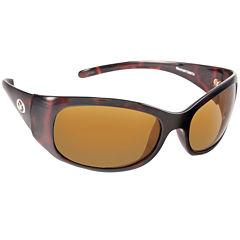 Fly Fish Madrid Sunglasses Tortoise Amber