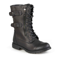 Combat Boots Under $10 for Clearance - JCPenney
