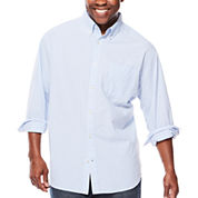 The Foundry Big & Tall Supply Co.™ Long-Sleeve Poplin Shirt