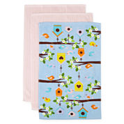 JCPenney Home™ Bird House 3-pc. Kitchen Towels