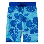 Arizona Hibiscus Swim Trunks - Boys 8-20