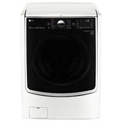 LG ENERGY STAR®  4.5 cu. ft. Mega Capacity TurboWash™ Washer with Steam™ Technology