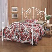 Leslie Metal Bed or Headboard