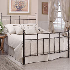 Jacob Metal Bed or Headboard