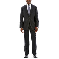 Claiborne® Black Solid Suit Separates - Classic Fit