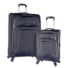 Travelers Club Odessa 2-pc. Luggage Set