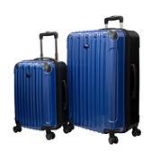 Travelers Club Icarus 2-pc. Luggage Set