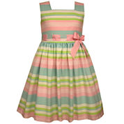Bonnie Jean Sleeveless Sundress - Preschool