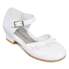 Christie & Jill™ Lil Isla Girls Mary Janes - Toddler