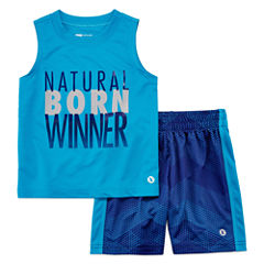 Xersion 2-pc. Short Set Baby Boys