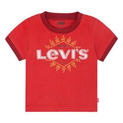 Levi's Short Sleeve T-Shirt-Baby Boys