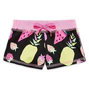 Okie Dokie Pull-On Shorts Girls