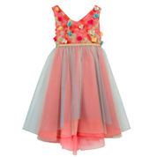 Rare Editions Sleeveless Tutu Dress - Preschool Girls
