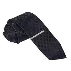 J.Ferrar Pattern Tie