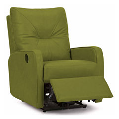 Recliner Possibilities Taylor Power Rocker Recliner