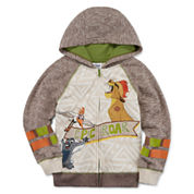 Disney Boys Lion Guard Raincoat-Big Kid