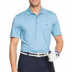 IZOD Golf Preformance Stretch Stripe Polo