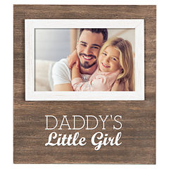 Burnes of Boston® Daddy's Little Girl 4x6