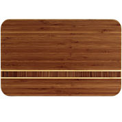 Totally Bamboo® Aruba Inlay Cutting Board