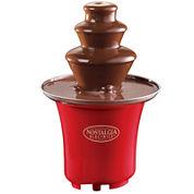 Nostalgia Mini Chocolate Fountain