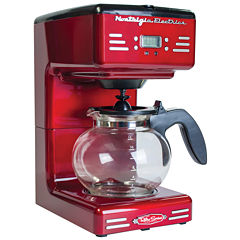 Nostalgia RCOF120 Retro Series 12-Cup ProgrammableCoffee Maker