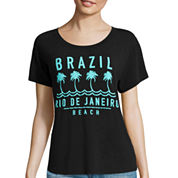 I 'Heart' Ronson® Short-Sleeve Brazil Tee