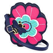 Lily Bloom Mini Novelty Crossbody Bag