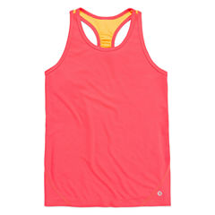 Xersion Solid Performance Tank Top - Girls' 7-16 and Plus