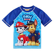 Boys Paw Patrol Rash Guard-Toddler