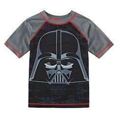 Boys Star Wars Rash Guard-Preschool