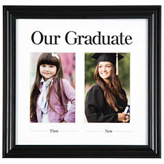 Burnes Of Boston® Our Graduate 2 Opening Collage Frame