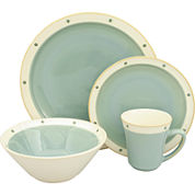 Sango Newport 16-pc. Reactive Glaze Dinnerware Set