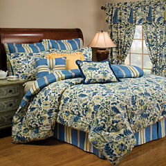 Waverly® Imperial Dress 4-pc. Quilt Set & Accessories