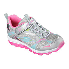 Skechers® Skech Air Bubble Beatz Girls Fashion Sneakers -  Little Kids