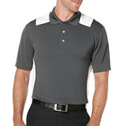 PGA TOUR® Colorblock Short-Sleeve Polo - Big & Tall