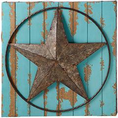 Classic Rustic Star Wall Art