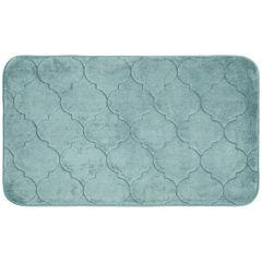 Bounce Comfort Faymore Memory Foam Bath Mat Collection
